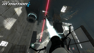 Portal 2 In Motion for PS3 | by PlayStation.Blog