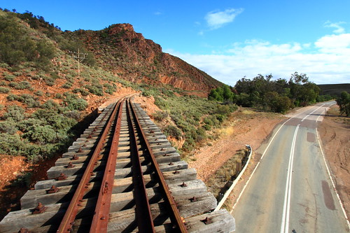 highway and train track | by tim phillips photos