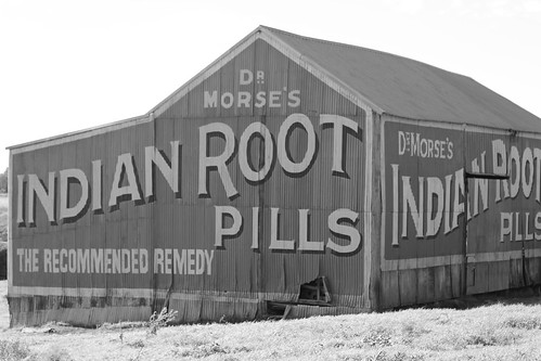 IMG 0537 Indian Root Pills Sign