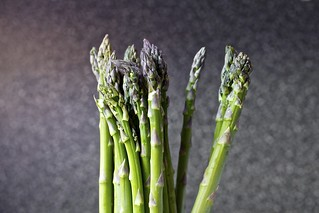 asparagus headshot! | by smitten kitchen