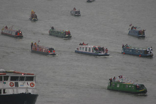 Jubilee Pageant - Narrow Boats | by Mikepaws
