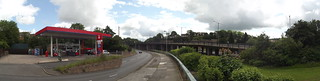 Rubery Flyover - Cock Hill Lane, Rubery - panoramic | by ell brown