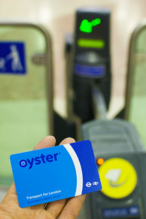 Oyster Card - オイスターカード
