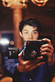 Day 91/366 - Seflie | by Aung || Photography