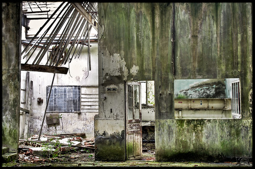 Old Dyeing Factory | by Broogland - Nicolas Guédon