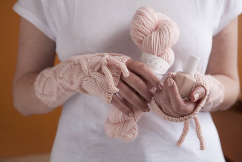 Knit Soakbox Double Pointe Pink Promo | by Soakwash