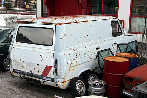 FORD  TRANSIT | by marvin 345