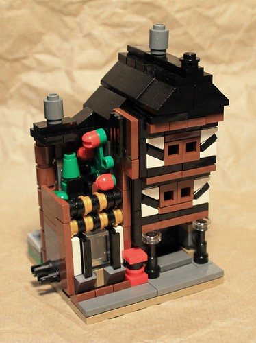 The Antique Shoppe - Mini Modular | by George G -