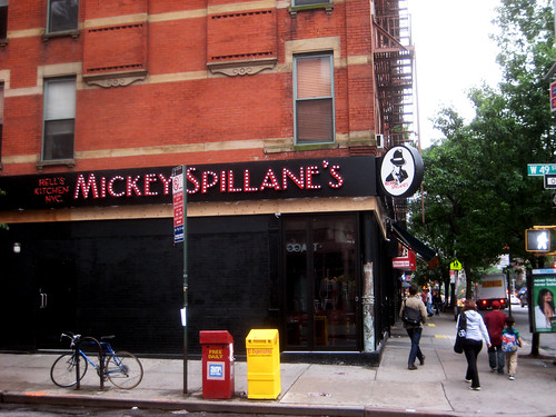 Mickey Spillane S Hell S Kitchen Nyc