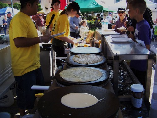 Crepes Made to Order... | by Renee Rendler-Kaplan