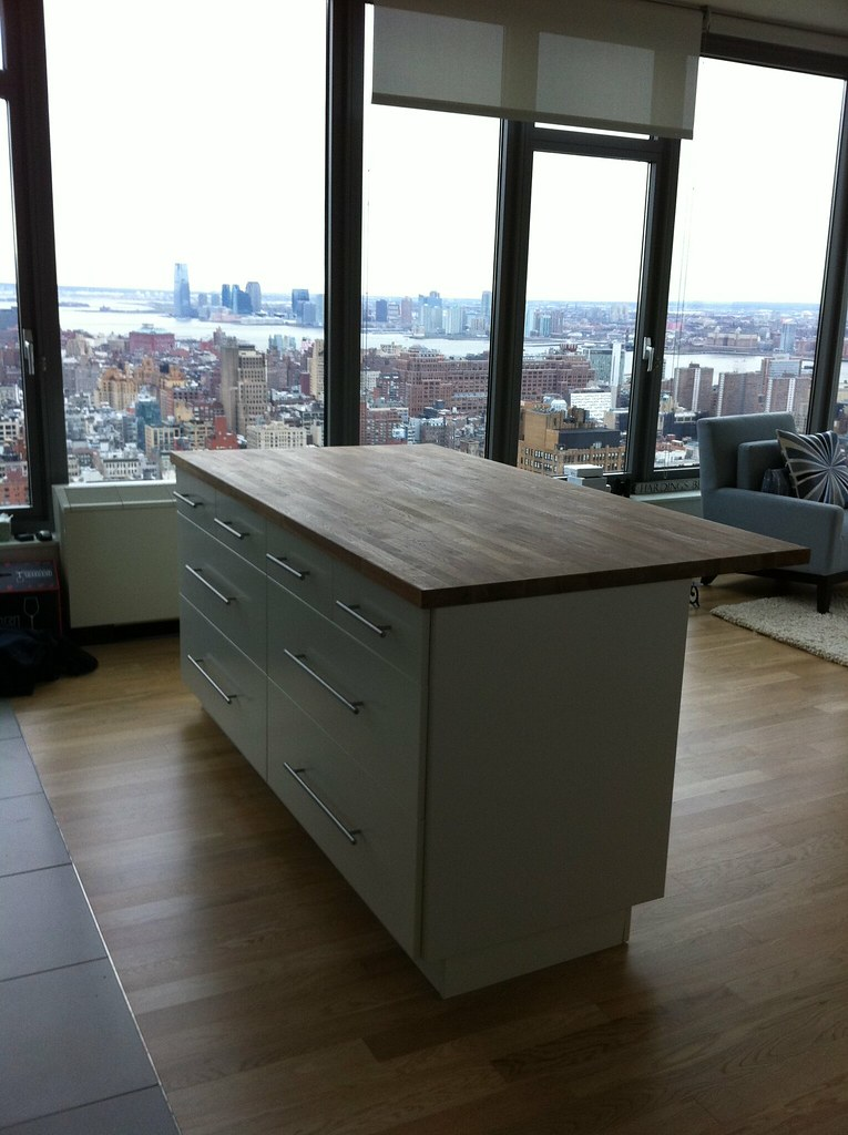 ... NYC IKEA Kitchen Island Drawer Unit   By Furniture Assembly Service U0026  More
