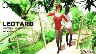 20120613_SCEA_Leotard | by PlayStation.Blog