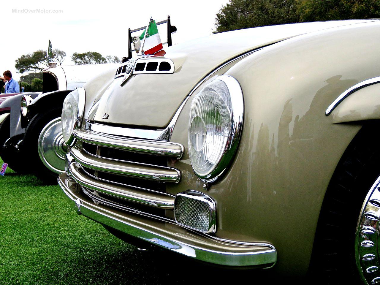1942 Alfa Romeo 6C 2500 Pininfarina Speciale 3