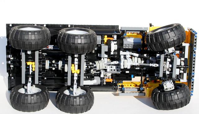 Lego Construction Vehicles Amp Trucks Flickr