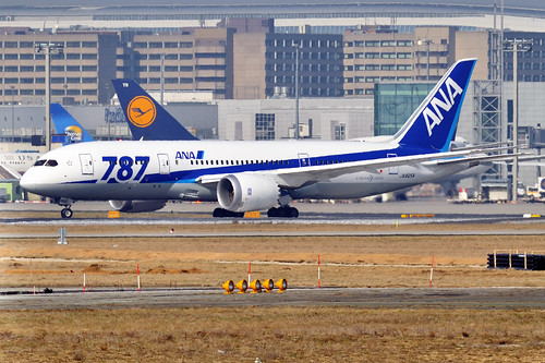 ANA All Nippon Airways Boeing 787-881 JA805A  MSN 34514 | by Jimmy LWH