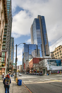 "Seneca St. - Downtown Seattle | by Corey ""gibby"" Gibson"