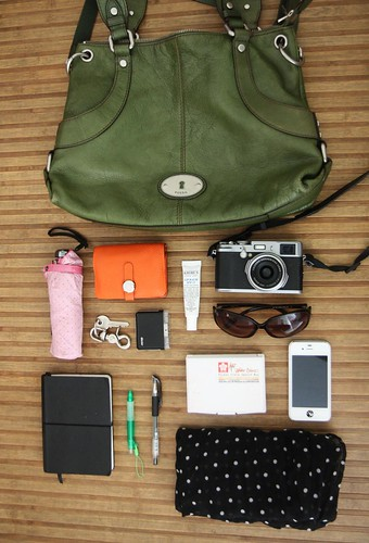 what's in my bag | by Avocadolite Family
