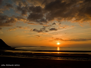 Sunset 6th May 2012_1 | by john.richards1