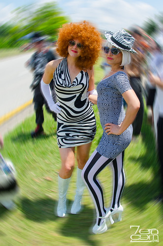 Zebra Girls | by Sergio Garcia Rill