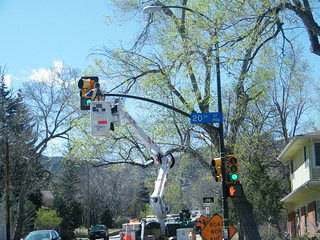 Traffic Signal Replacements (Construction) | by City of Boulder