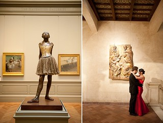 Vanessa  + Joe, Metropolitan Museum of Art New York | by Onada Photography