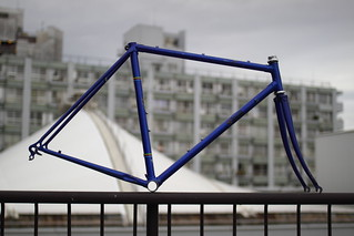 Secondhand Roadbike Frame | by rxyoxda