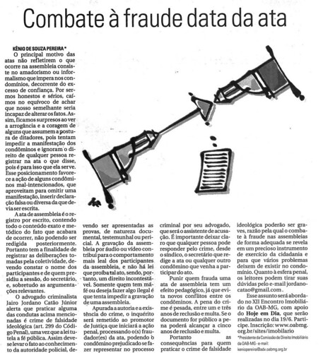 Combate à fraude data da ata | by Netimóveis