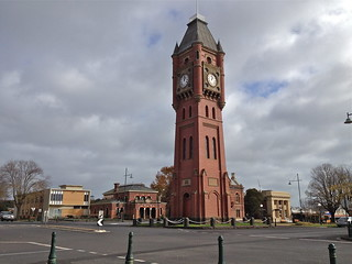 Manifold Clock Tower - Camperdown VIC | by thilakj