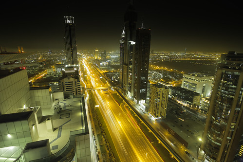 sheikh zayed road four points hotel 2 | by RichardJBentley