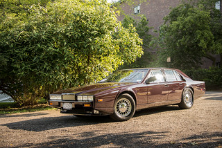 Aston Martin Lagonda, 1989 | by Kompressed