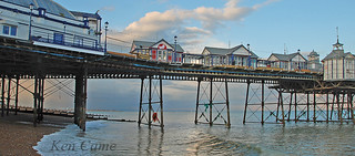 Pier View | by Ken Came