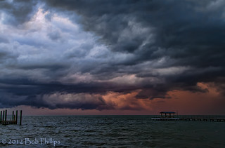 Bokeelia Sunset on a Stormy Evening | by tropicdiver
