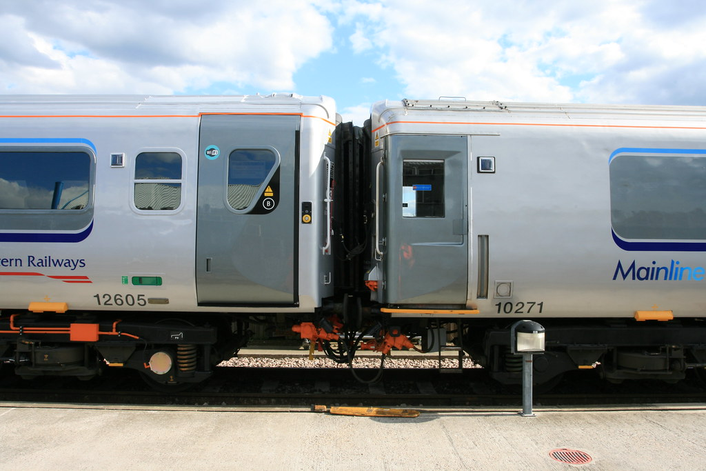 ... Mark 3 coaches Plug door stock | by (Mick Baker)rooster & Mark 3 coaches Plug door stock | Old \u0026 new doors side by sid\u2026 | Flickr Pezcame.Com