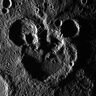 Mickey Mouse Spotted on Mercury! | by NASA Goddard Photo and Video
