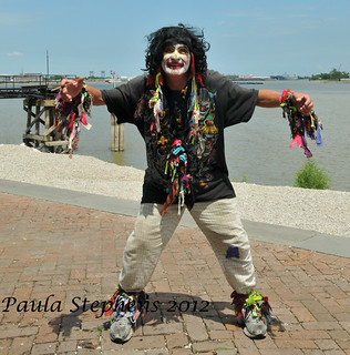 Street Performer | by Paula Stephens