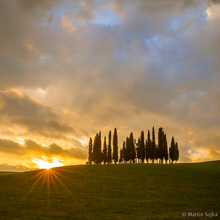 Val d'Orcia, Toscana #14 - Cypress Trees ~ Italy | by Martin Sojka .. www.VisualEscap.es
