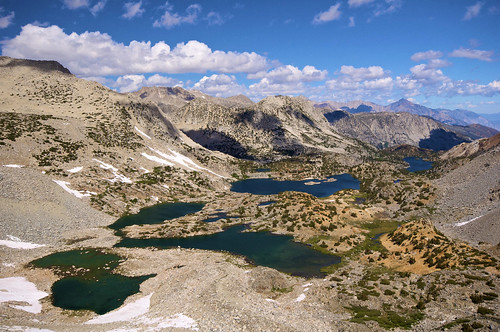 The view from Bishop Pass, Kings Canyon National Park | by SteveD.