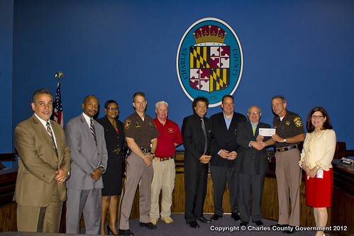Local Government Insurance Trust Presents Leadership Training Grant | by Charles County Government