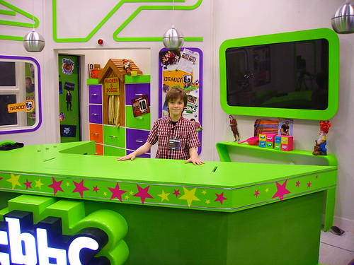 CBBC Presentation Studio | by garethfw