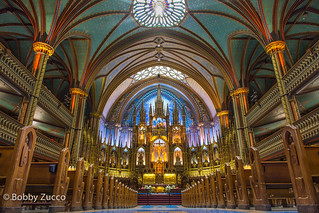 Notre Dame Basilica (Montreal) | by ZUCCONY