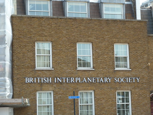 British Interplanetary Society, South Lambeth Road, SW8 | by victorianlondon