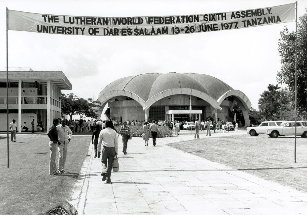 1977 Sixth LWF Assembly