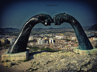 Valencian Ball Hand Statue | by BelladonaGarmog Photography