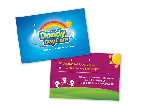Doody day care business card doody day care business card flickr doody day care business card by businesscards06 colourmoves