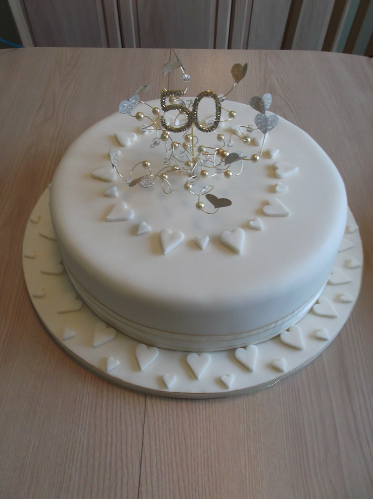 50th Wedding Anniversary Cakes 50th Wedding Anniversary Cakes