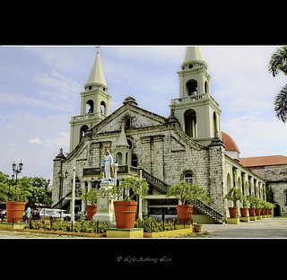 National Shrine of Our Lady of the Candles @ Iloilo | by llhyz