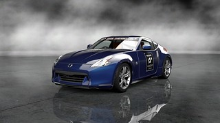 GT Academy 2012: Nissan 370Z (Z34) (GT Academy Version)_73Front | by PlayStation.Blog