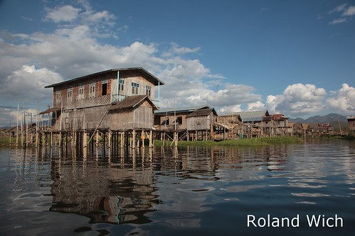 Inle Lake | by Rolandito.