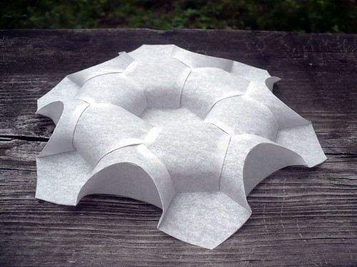Groin Vault Twist Tessellation | by oschene