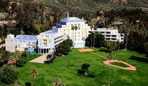 Arrowhead Hotel San Bernardino Ca